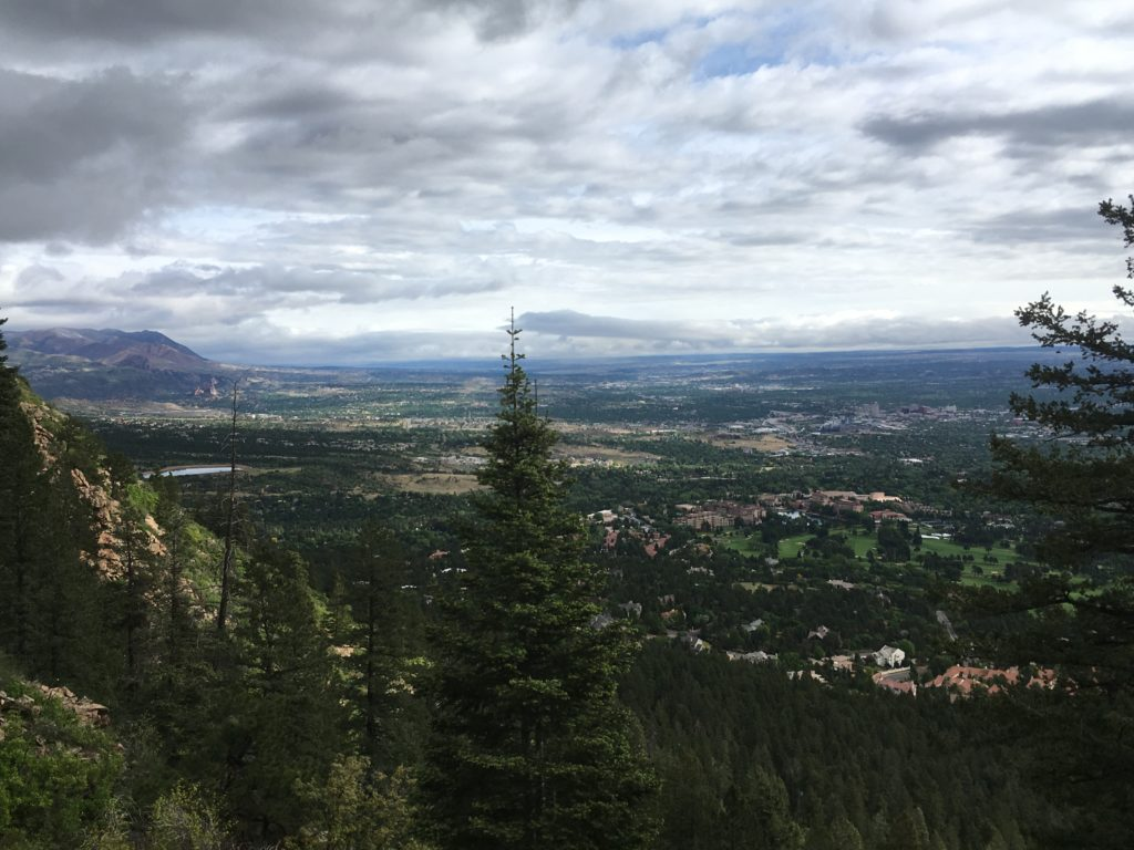 Cheyenne Mountain Zoo Race View