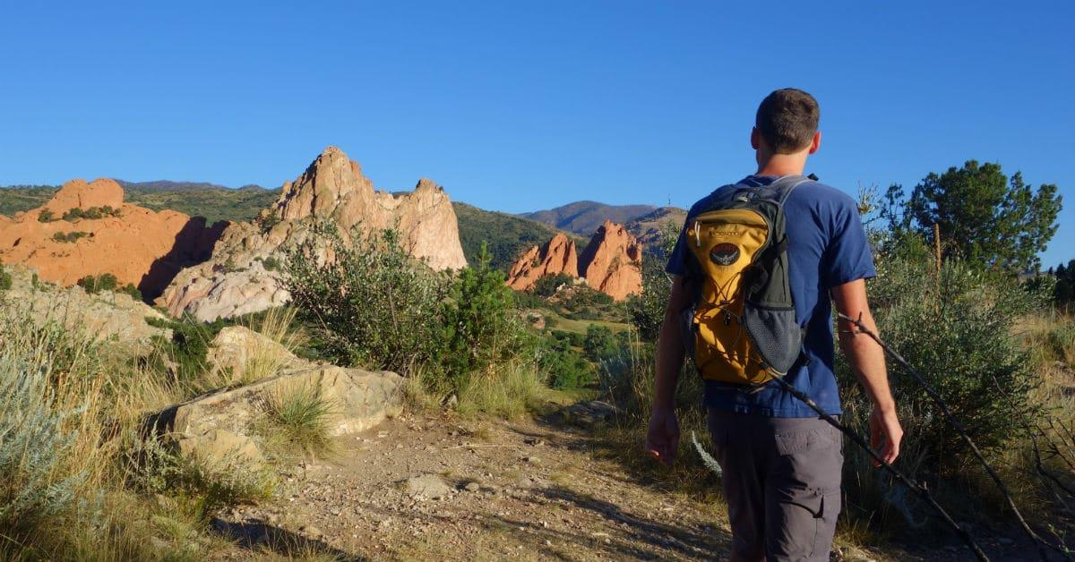 5 Classic Garden Of The Gods Hikes Colorado Springs Co
