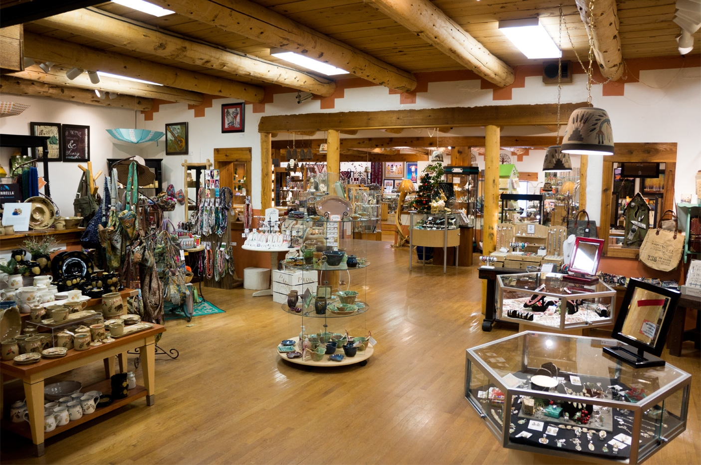 Garden of the Gods Trading Post Shopping