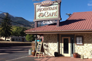 Adams Mountain Cafe local restaurant near Garden of the Gods