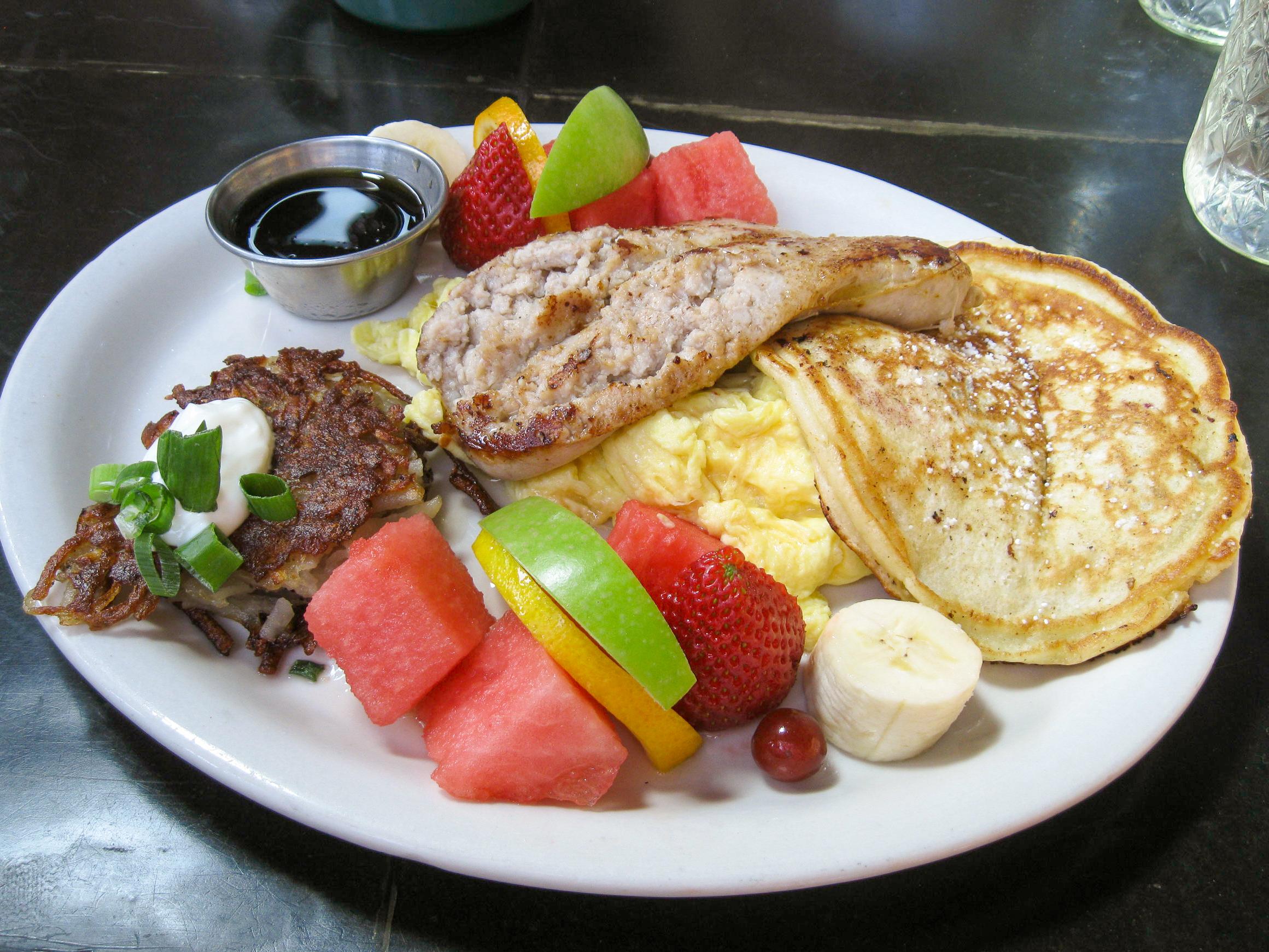 Best Breakfast Spots Colorado Springs