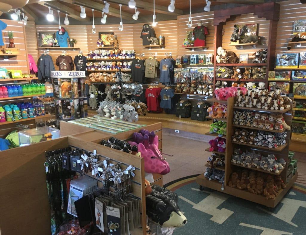cheyenne mountain zoo gift shop