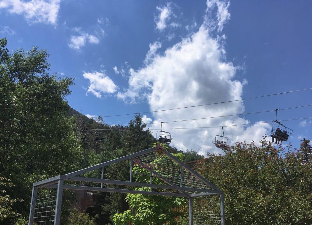 cheyenne mountain zoo sky ride