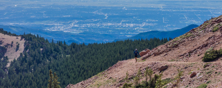 Colorado Springs Hiking Trails