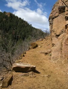 Columbine Trail Colorado Springs