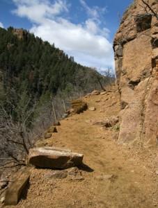 Columbine Trail Colorado Springs