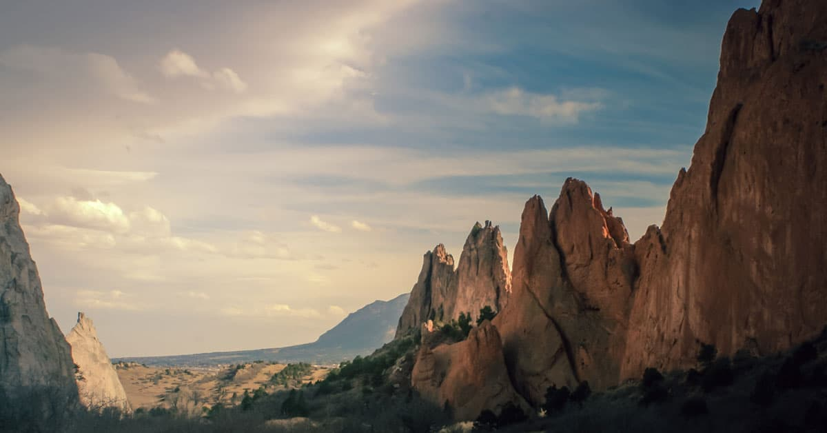 Garden Of The Gods Is Free Forever