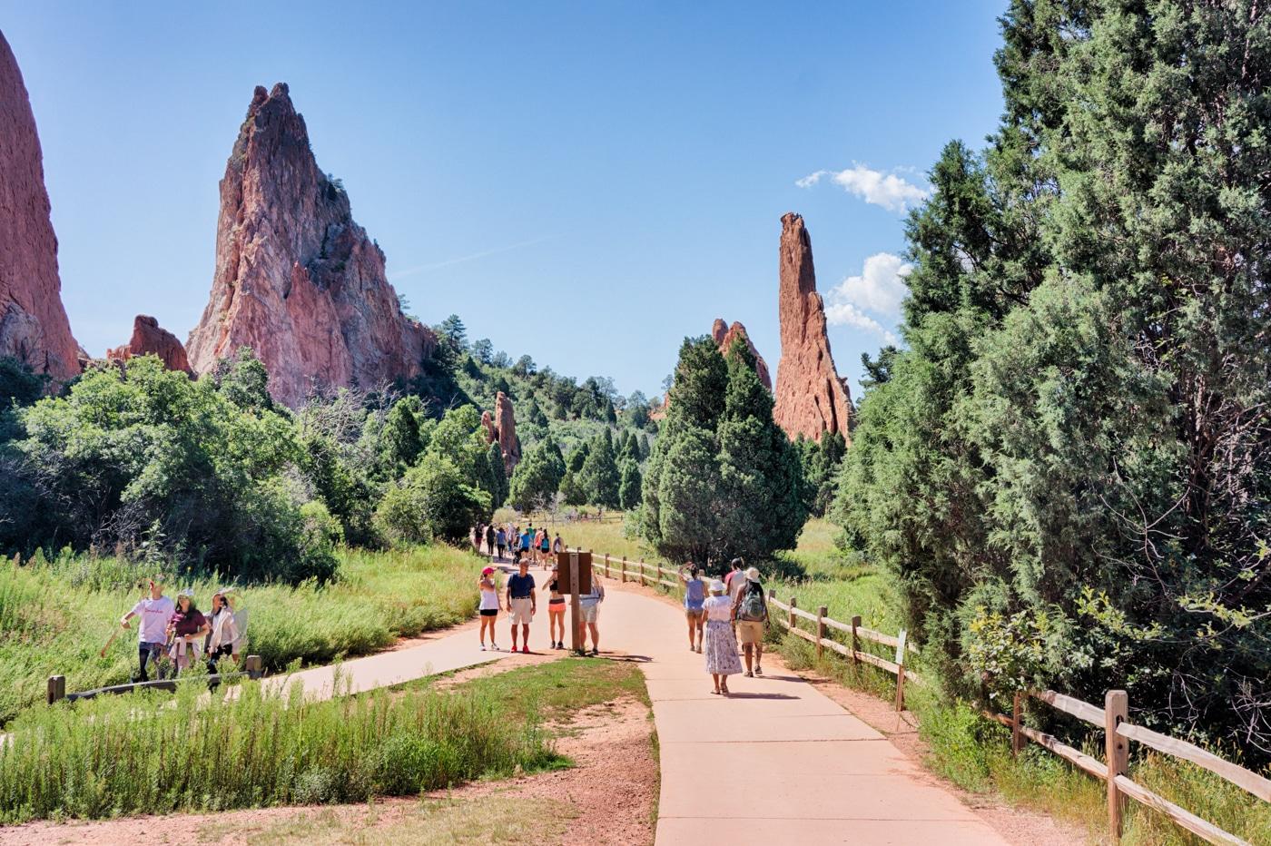Garden Of The Gods Colorado Springs Co >> Garden Of The Gods Tour Self Guided Garden Of The Gods Colorado