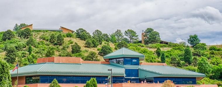 Garden of the Gods Visitor's Center