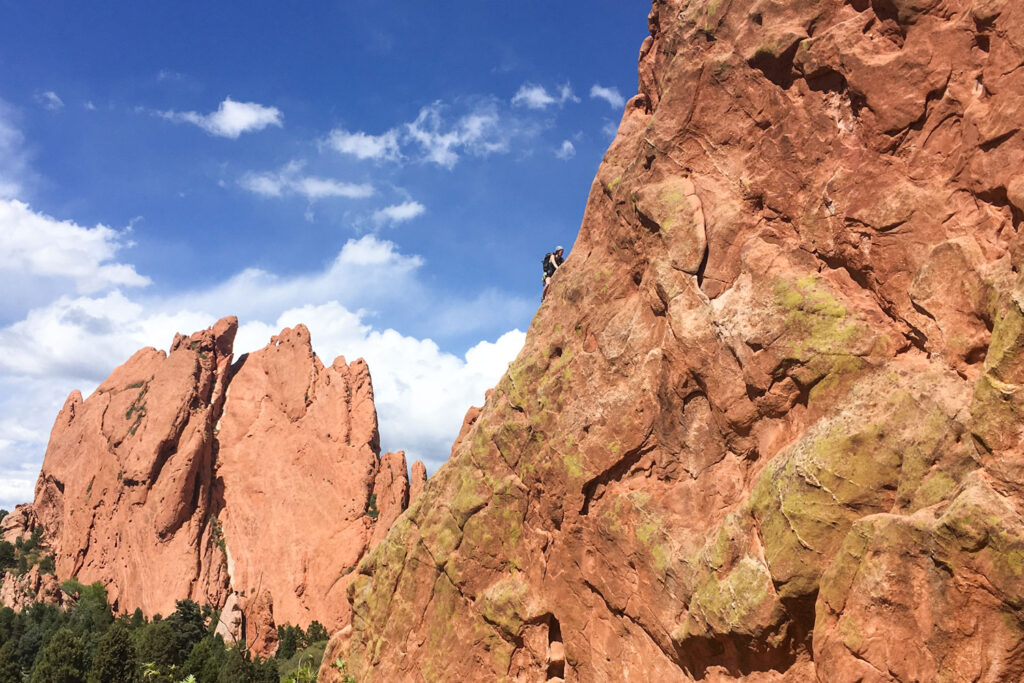 How to Climb in Garden of the Gods