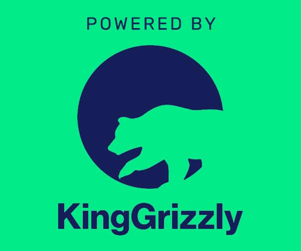 Powered by King Grizzly Design and Marketing