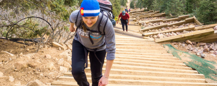 Manitou Springs Incline Colorado Springs