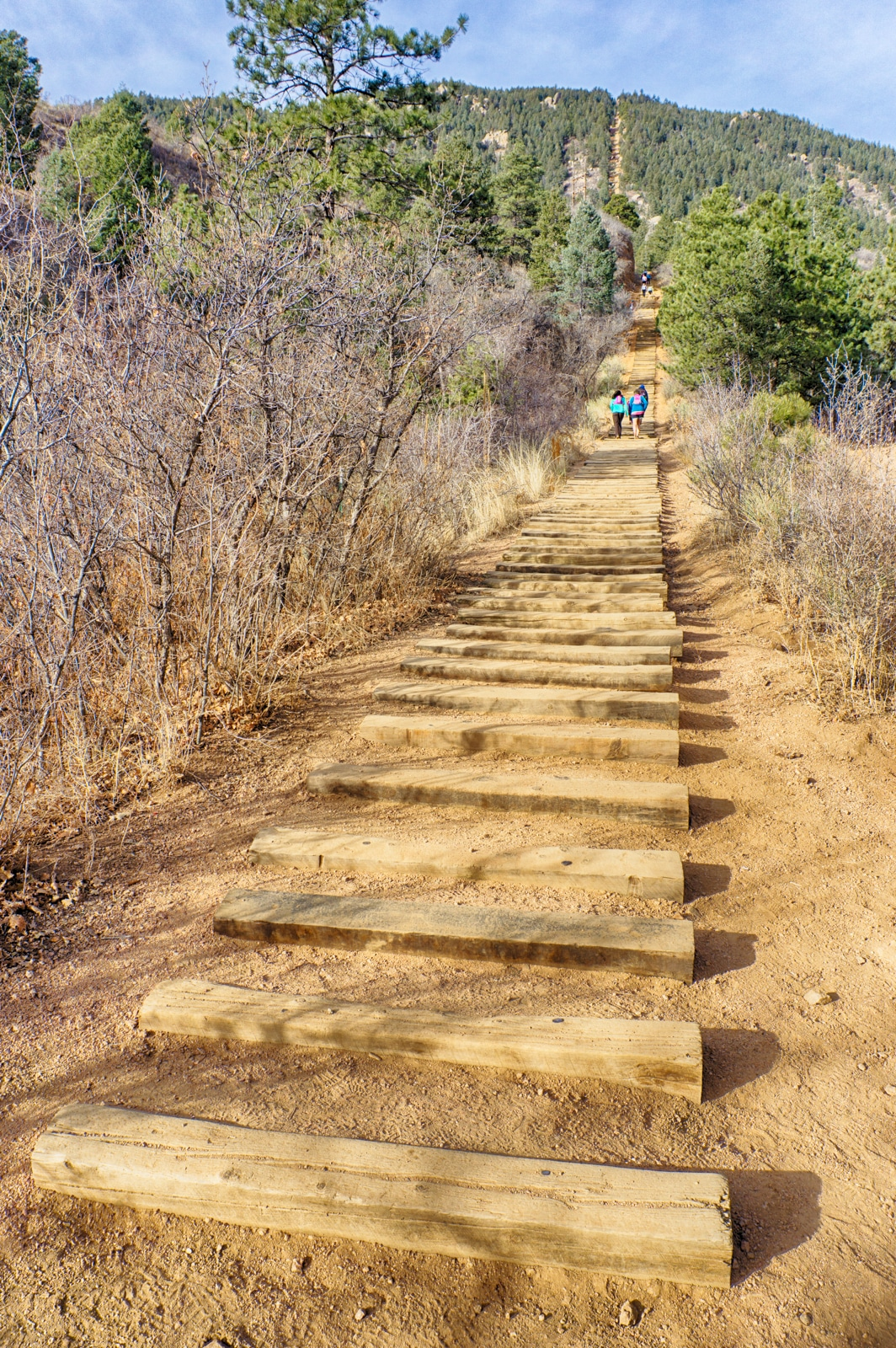 Manitou Incline Hike (Full Details) - Colorado Springs, CO