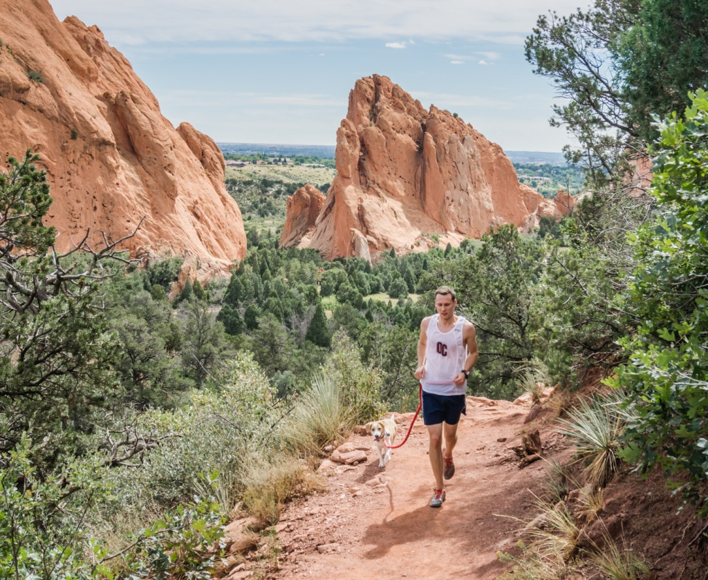 Palmer Trail - Garden of the Gods Run
