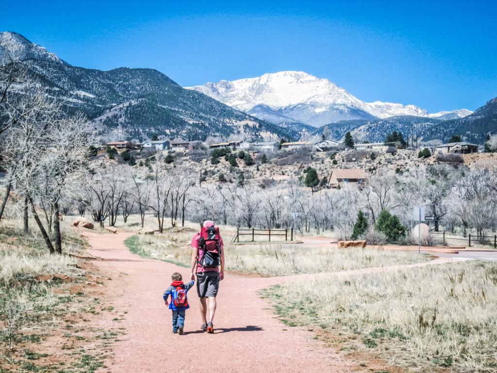 Red Rock Canyon Open Space Colorado Springs