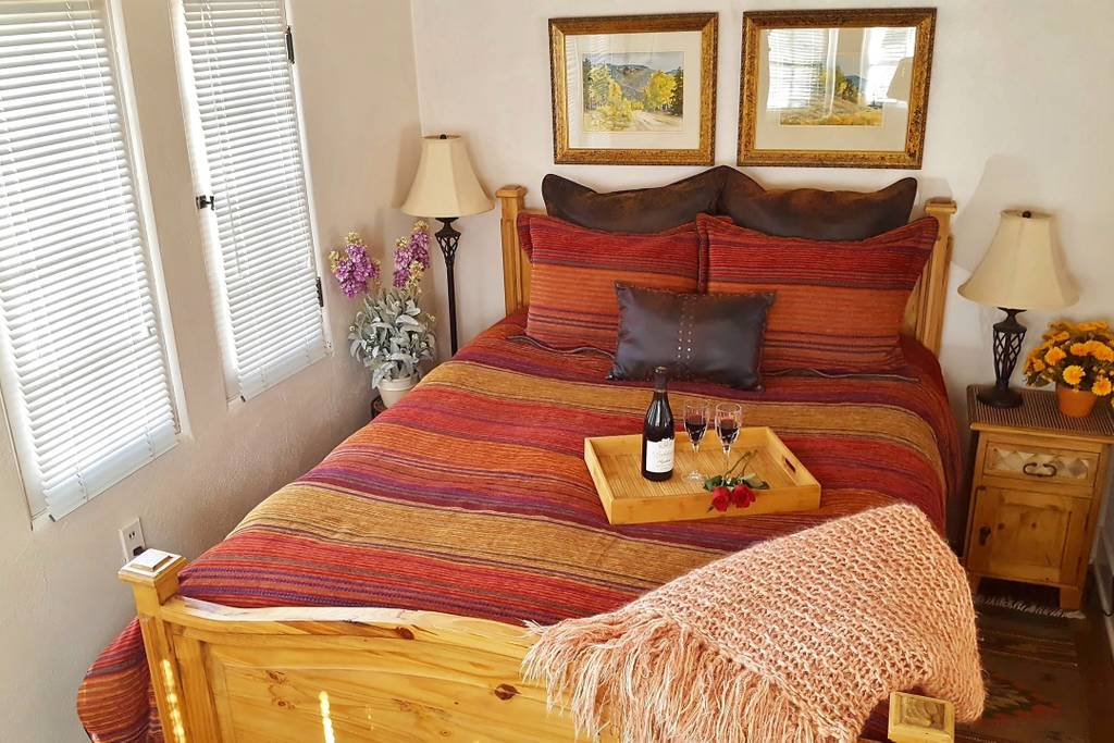 Romantic and cozy accommodations for a couple