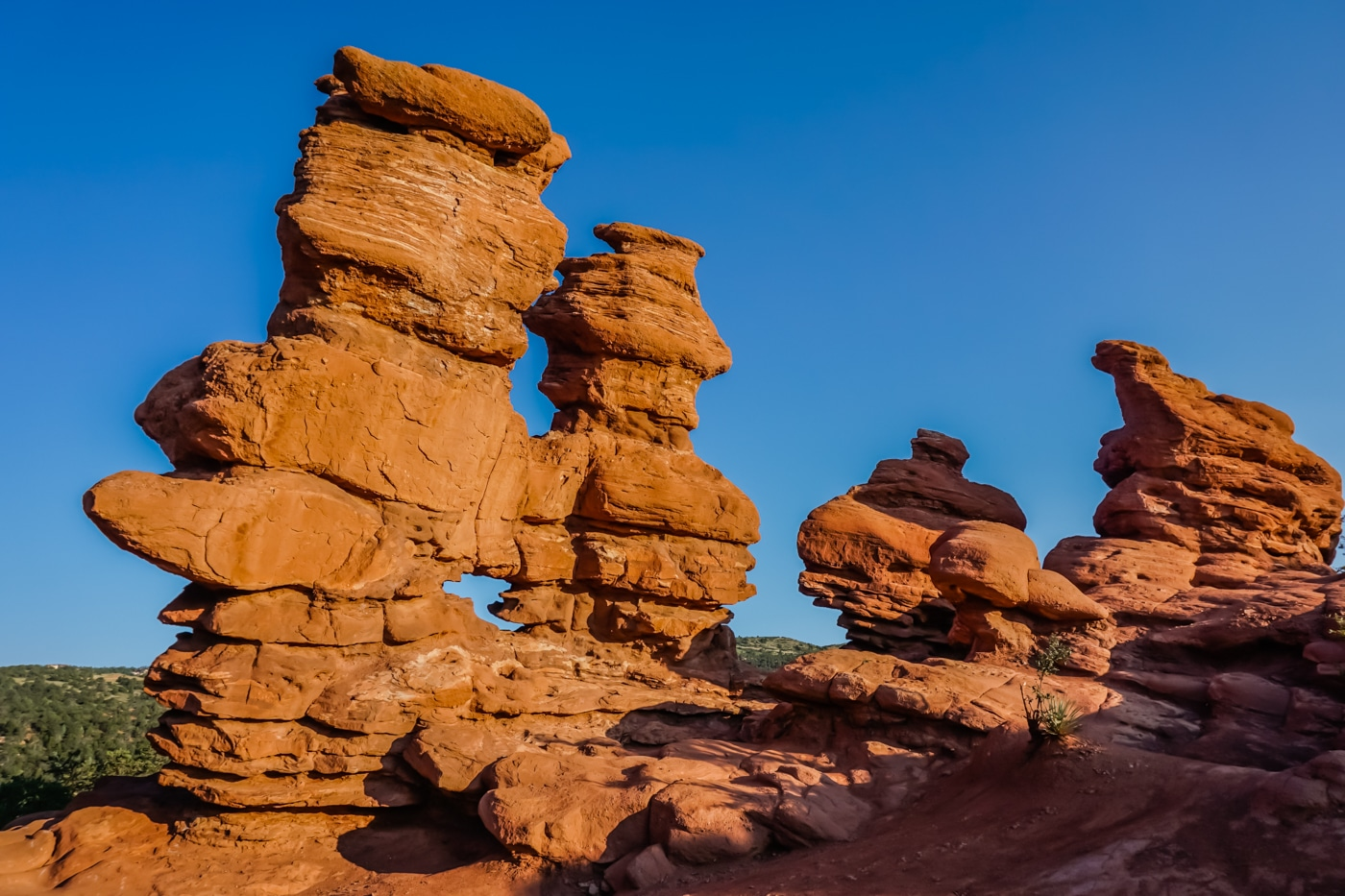 5 Classic Garden Of The Gods Hikes