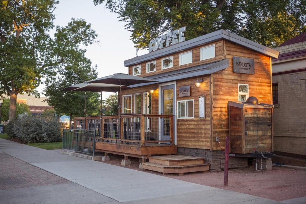 Story Coffee Company Coffee Shop Colorado Springs
